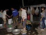 Xã hội - Hải Phòng: Thương lái Trung Quốc ồ ạt thu mua rươi