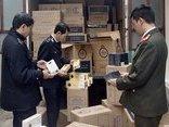 Tin nhanh - Quảng Ninh: Tạm giữ đối tượng buôn lậu thuốc lá trị giá 2 tỷ đồng