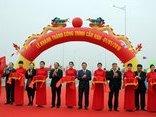 Xã hội - Hải Phòng khánh thành cầu Hàn và cầu Đăng sau 8 tháng thi công