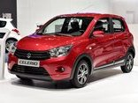 Xe++ - Suzuki Celerio giá thấp nhất 299 triệu đồng, tháng 3/2018 về nước
