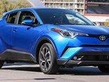 """Xe++ - Doanh số Toyota C-HR """"lép vế"""" trước Chevrolet Trax và Honda HR-V"""