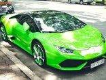 """Xe++ - Lamborghini Huracan """"màu độc"""" giá hơn 20 tỷ tại Sài Gòn"""