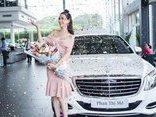 Xe++ - Top 5 HHVN 2012 Phan Thị Mơ tậu 'xế sang' Mercedes-Benz S400 tiền tỷ