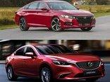 Xe++ - Mazda6 2017 bản nâng cấp vừa ra mắt, sẵn sàng đấu Honda Accord 2018