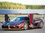 """Xe++ - """"Ông hoàng tốc độ"""" Bugatti Chiron bị Koenigsegg Agera RS lật đổ ngôi vương"""