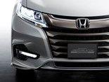 Xe++ - Honda Odyssey – Mẫu xe gia đình ế nhất Việt Nam ra mắt bản nâng cấp 2018