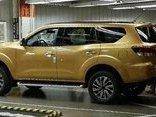 """Xe++ - Ảnh """"sống"""" hiếm hoi của SUV Nissan Navara trước ngày ra mắt"""