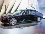 Xe++ - Mercedes-Maybach S600 Guard của Tổng thống Hàn Quốc sang trọng như thế nào?
