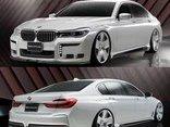 """Xe++ - BMW 7 Series Black Bison """"Đẹp-Độc-Lạ"""" qua thiết kế của người Nhật"""