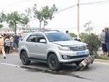 Tin nhanh - Đà Nẵng: Va chạm với xe biển xanh, người đàn ông tử vong tại chỗ