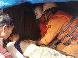 Tin nhanh - Vượt biển ứng cứu kịp thời một ngư dân gặp nạn nguy kịch