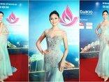 Ngôi sao - Liên hoan phim Việt Nam 2017: Á hậu Thanh Tú xinh đẹp hút hồn