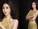 Ngôi sao - Ngắm trang phục dạ hội HH Mỹ Linh sẽ mặc trong đêm chung kết Miss World 2017