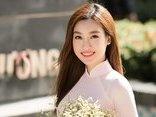 Sự kiện - Đây là món quà Valentine  khiến Hoa hậu Mỹ Linh 'loạn nhịp'