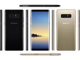 Sản phẩm - Galaxy Note 8 lần đầu lộ ảnh đang hoạt động