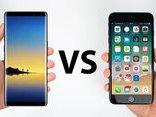 Công nghệ - iPhone 7 Plus cho Galaxy Note 8 'ngửi khói' về hiệu năng