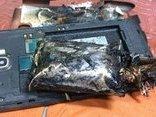 Công nghệ - Điện thoại Samsung lại phát nổ ở Indonesia