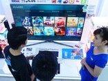 Công nghệ - Thị trường TV cuối năm: Hàng cao cấp lên ngôi