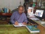 Đời sống - Ngày 20/11: Xúc động những bài thơ về thầy cô của ông giáo già