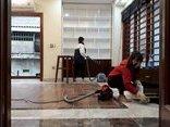 """Gia đình - Dịch vụ vệ sinh nhà cửa cuối năm: Nỗi lòng """"kẻ dọn… người la"""""""
