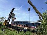 Chính trị - Xã hội - Vụ lật tàu tại Quảng Bình: Giám định hộp đen tàu hỏa
