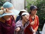 Gia đình - Mẹ kế khóc ngất trong đám tang của con chồng