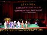Xã hội - Nghệ An đón nhận bằng xếp hạng DTQG đặc biệt khu lưu niệm Phan Bội Châu