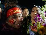 Bóng đá Việt Nam - Nỗi lòng của mẹ tiền đạo Nguyễn Công Phượng ngày con trở về