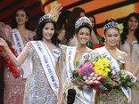 Ngôi sao - Hoàng Thùy, Mâu Thủy nói gì khi trượt giải Hoa hậu?