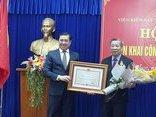 Xã hội - Tặng Huân chương Độc lập hạng Ba cho nguyên Viện trưởng viện KSND Đà Nẵng
