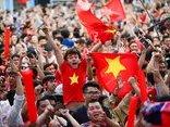 Xi nhan Trái Phải - 1001 chiêu ăn theo U23 Việt Nam: Rằng vui thì thật là vui…