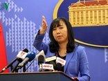 Tiêu điểm - Việt Nam phản đối Đài Loan diễn tập bắn đạn thật ở đảo Ba Bình