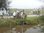 An ninh - Hình sự - Đồng Nai: Phát hiện thi thể nghi bị giết dưới mương nước