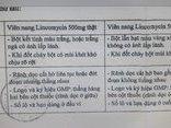 Thuốc & TPCN - Cục Quản lý Dược yêu cầu truy tìm thuốc Lincomycin 500mg giả trên thị trường