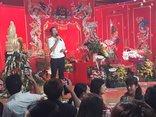 Giải trí - NSƯT Vũ Thành Vinh cúng giỗ Tổ sân khấu sau bệnh nặng