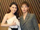 Giải trí - Hoa hậu Hoàng Kim cặp đôi với Erik