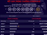 Tiêu dùng & Dư luận - Kết quả xổ số Vietlott ngày 11/1: Trượt độc đắc 230 tỷ chỉ vì một con số
