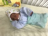 Xã hội - Trẻ sơ sinh bị mẹ bỏ rơi tại bệnh viện khi chưa được 10 giờ tuổi