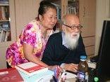 """Đa chiều - Học yêu như thầy Văn Như Cương: """"Tình yêu 80 tuổi vẫn còn mãi xanh"""""""