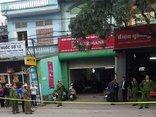 An ninh - Hình sự - Công an Bắc Giang thông tin vụ cướp ngân hàng nghi có súng