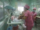 Các bệnh - Nút báo động đỏ giúp cứu thai nhi có nhau thai quấn cổ 4 vòng