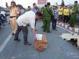 Chính trị - Xã hội - Quyên góp từ thiện cho nạn nhân tai nạn giao thông