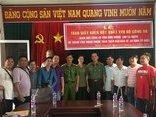 """An ninh - Hình sự - Đội """"hiệp sĩ"""" Nguyễn Thanh Hải nhận giấy khen của V28 bộ Công an"""