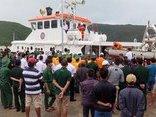 Tin nhanh - 8 tàu hàng chìm trong bão: Tích cực tìm kiếm thuyền viên mất tích