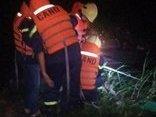 Chính trị - Xã hội - Nửa đêm vẫn tích cực tìm kiếm một thanh niên bị nước cuốn
