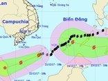 Tin nhanh - Bà Rịa - Vũng Tàu: Dự kiến di dời 78.000 dân để tránh bão Tembin