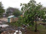 Tin nhanh - Côn Đảo đã xuất hiện mưa to gió lớn