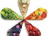 """Dinh dưỡng - Lợi ích từ """"thực phẩm màu"""" tự nhiên"""