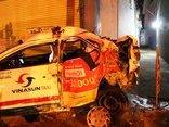Tin nhanh - Đỗ xe ngủ trên vỉa hè, tài xế vẫn bị tông tử vong