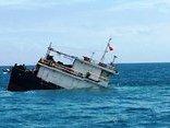 Chính trị - Xã hội - Thuyền trưởng kể lại giây phút tàu chở gần 5.000 tấn hàng chìm xuống biển